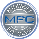 Midwest Fit Club logo - Naperville, Illinois' fitness source for a healthy lifestyle.  Get in, Get Fit.